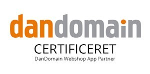 Certificeret DanDomain partner